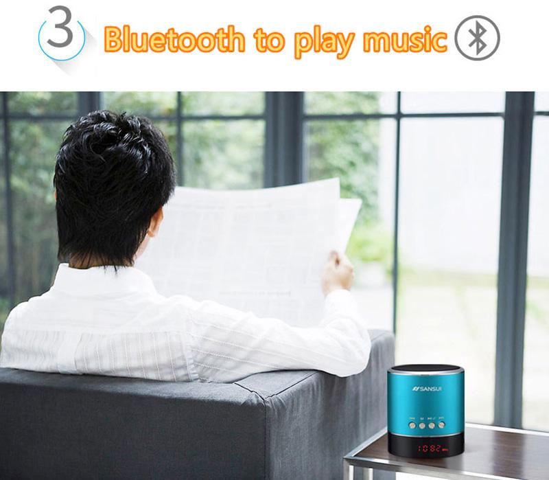 Wireless Bluetooth Mini Speaker For Phone PC Notebook BTE03_14