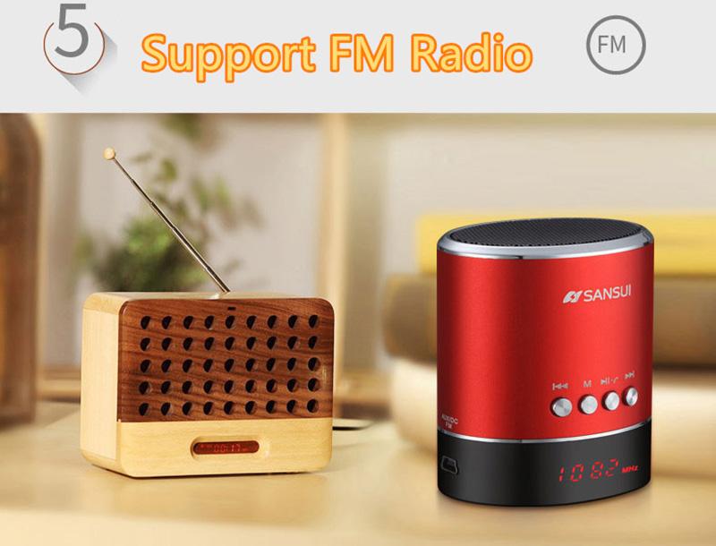Wireless Bluetooth Mini Speaker For Phone PC Notebook BTE03_16