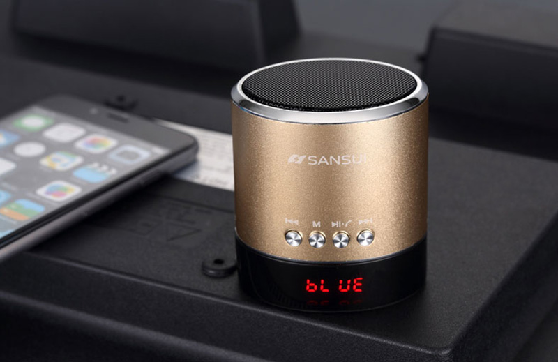 Wireless Bluetooth Mini Speaker For Phone PC Notebook BTE03_18