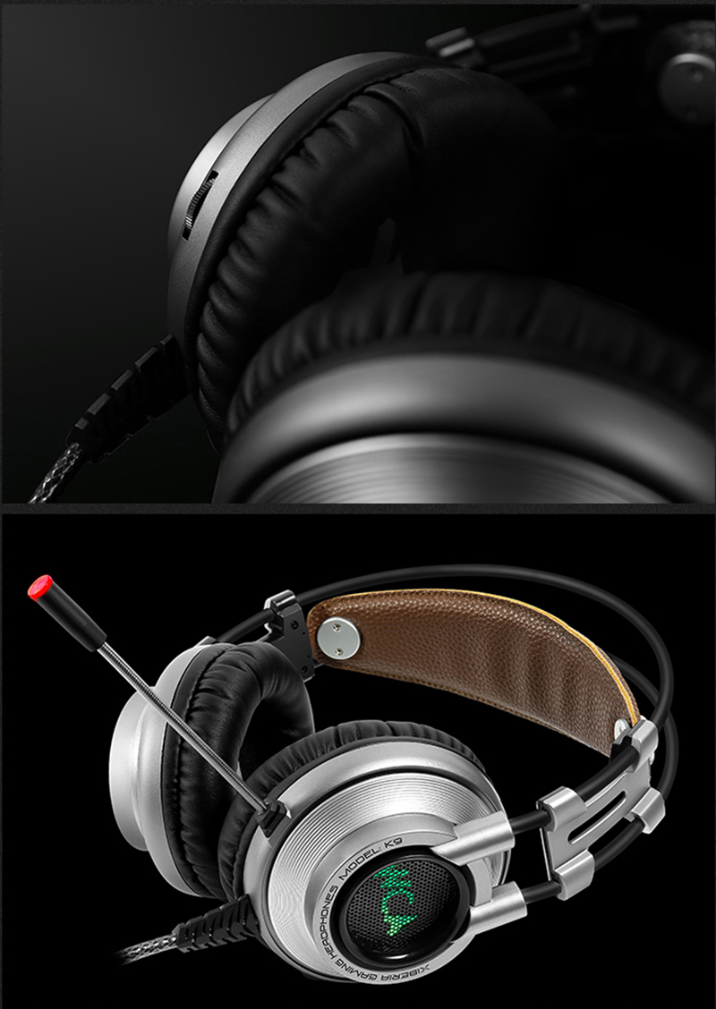 Computer Notebook Android Phone Gaming Headset With Microphone BTE07_14