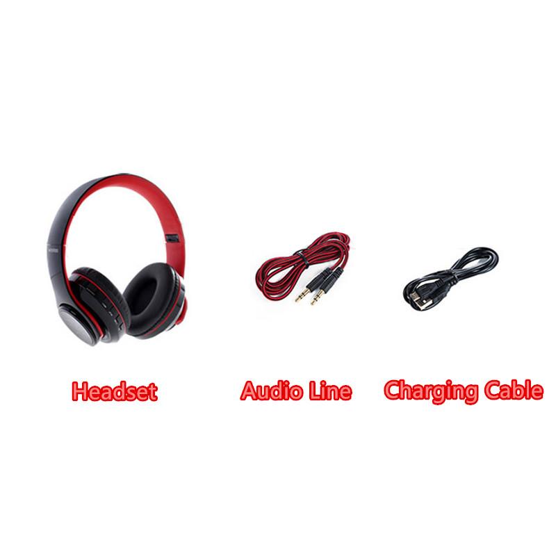 Wireless Bluetooth Gaming Headset With Luminous Logo BTE08_13