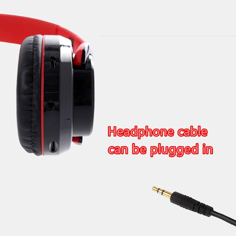 Wireless Bluetooth Gaming Headset With Luminous Logo BTE08_7