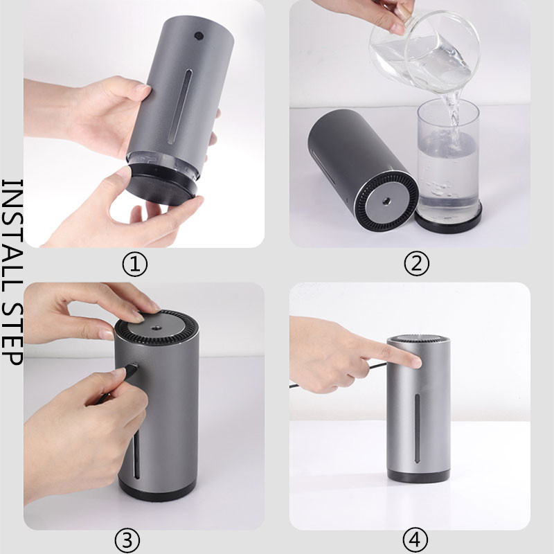 Car Humidifier Spray In-car Air Purifier Mini Oxygen Bar HMD02_9