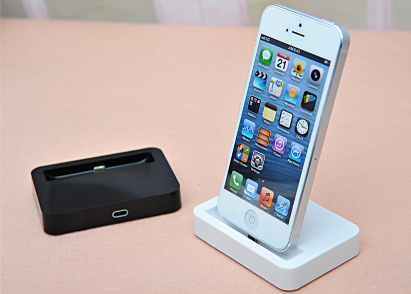 Perfect iPhone 8 7 5S SE 6 6S Plus Charger Dock ICD03_9