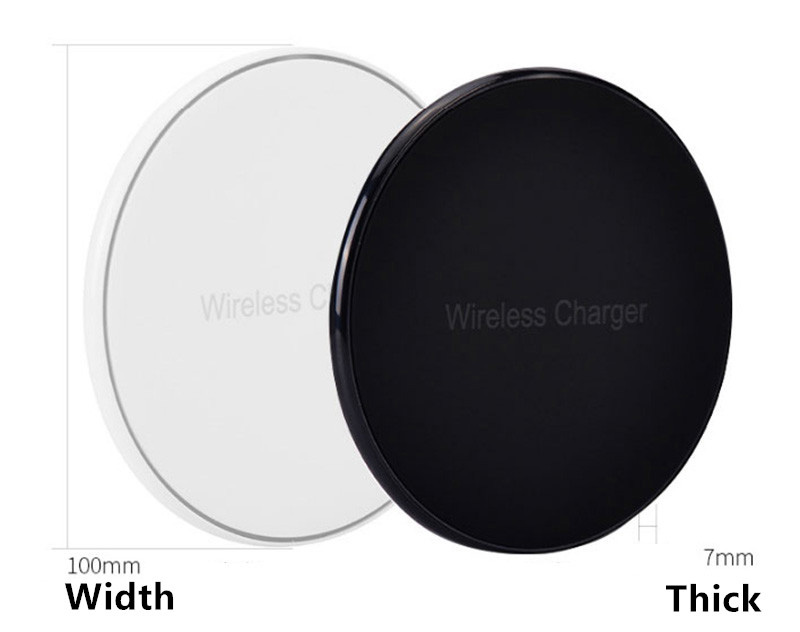 Universal Wireless Charger For iPhone Samsung Andrews Mobile Phone ICD05_13
