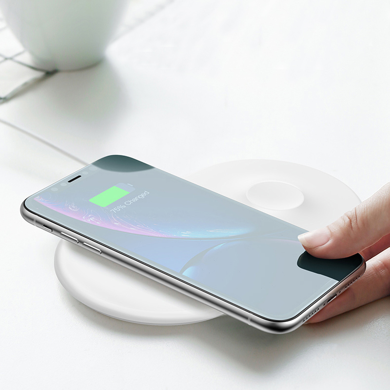 Wireless Charger For Apple Watch And iPhone Android Phone ICD09_6