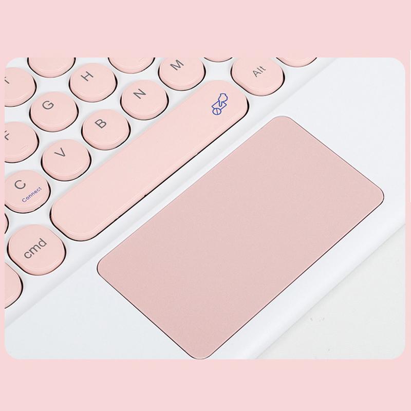Perfect Leather iPad Pro 11 10.2 New iPad Air Keyboard Cover IP501_9