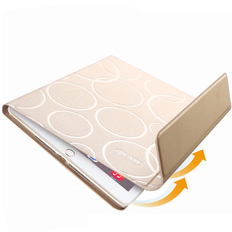 Smart Protective iPad Air 1 2 2017 New iPad Keyboard Cover IP505_9