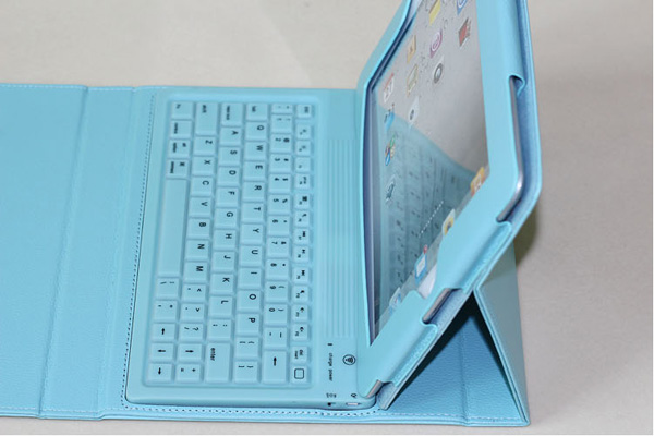 Cheap iPad Air Cases With Keyboard 2018 New iPad Cover Keyboard IP506-sky-blue_19