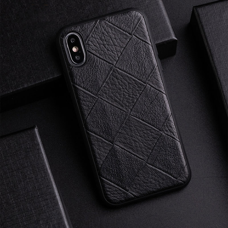 All-inclusive Real Leather Case For iPhone 11 Pro X XR Max 8 7 6 Plus IP6S11_11