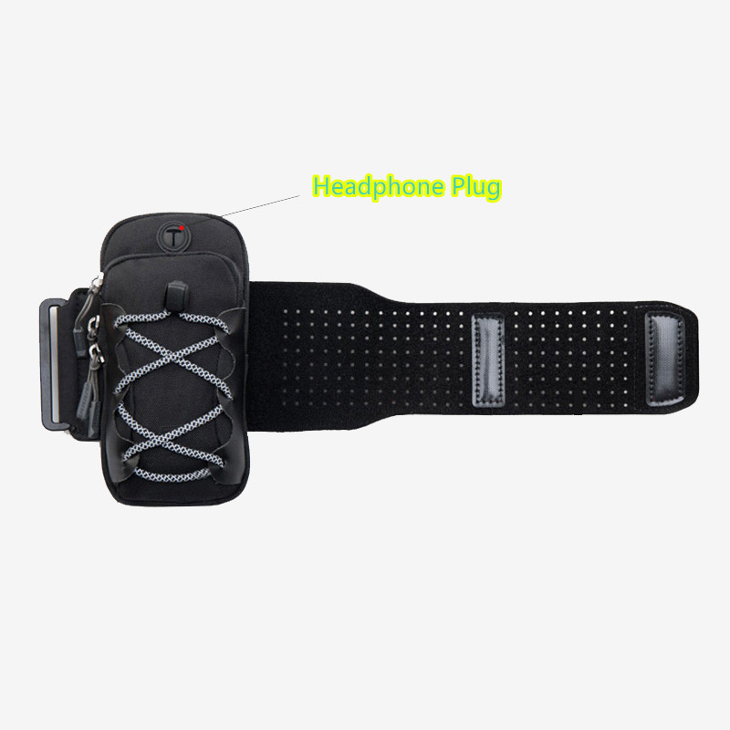 Running Sport Phone Case Arm Band For iPhone Samsung Google IP6S12_8