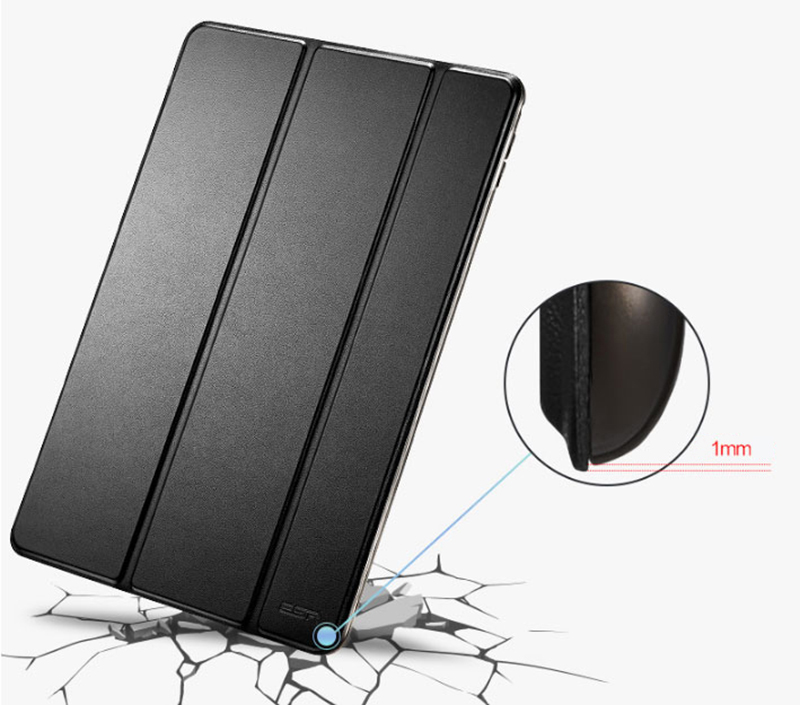 Perfect 2017 2018 New iPad 9.7 Inch Leather Case Cover IP7C01_14