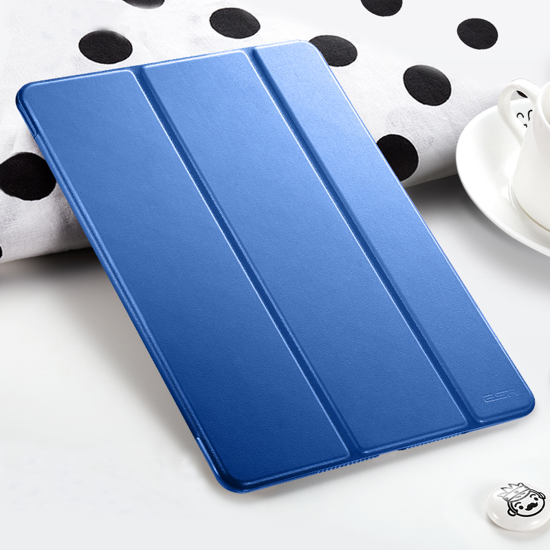 Perfect 2017 2018 New iPad 9.7 Inch Leather Case Cover IP7C01_9