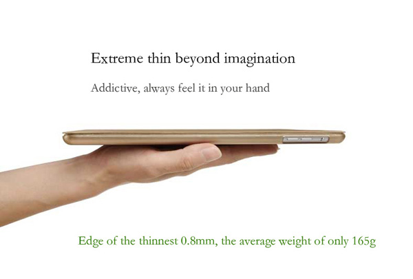 Top And Cool Cheap Leather Apple iPad Air Covers And Cases Cheap Smart Cases And Cover For iPad Air IPC04_13