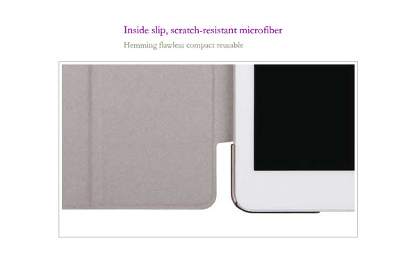 Top And Cool Cheap Leather Apple iPad Air Covers And Cases Cheap Smart Cases And Cover For iPad Air IPC04_16