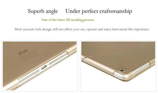 Top And Cool Cheap Leather Apple iPad Air Covers And Cases Cheap Smart Cases And Cover For iPad Air IPC04_8