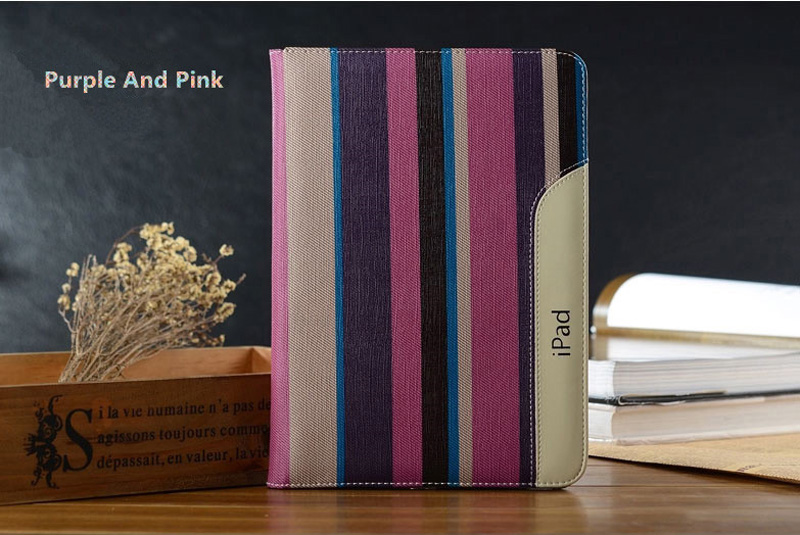 Best Smart Cover For iPad Air Leather Sleeve IPC10_16