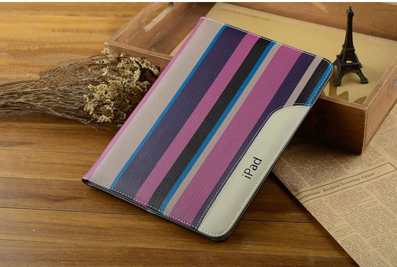 Best Smart Cover For iPad Air Leather Sleeve IPC10_18