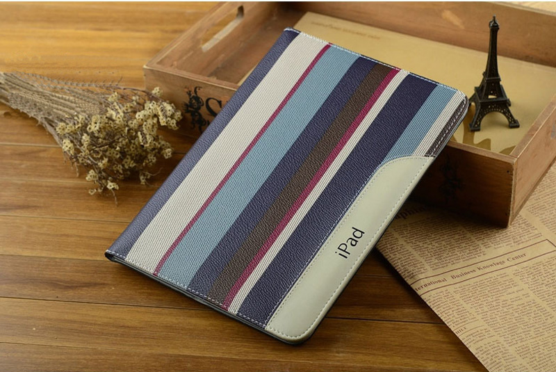 Best Smart Cover For iPad Air Leather Sleeve IPC10_22