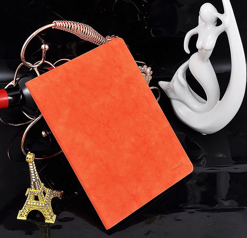 Best Ultimate Thin Leather iPad Air 1 2 New iPad Case Cover IPCC10_17