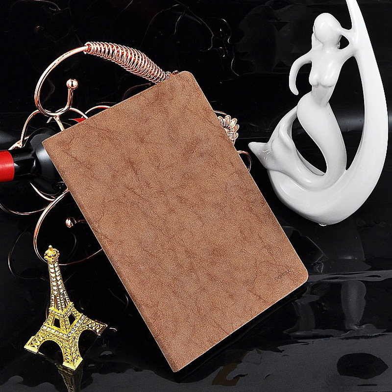 Best Ultimate Thin Leather iPad Air 1 2 New iPad Case Cover IPCC10_21