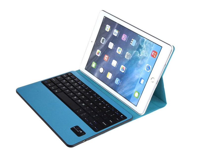 360 Degree Rotation iPad Air 2 Keyboard Covers IPCK02_5