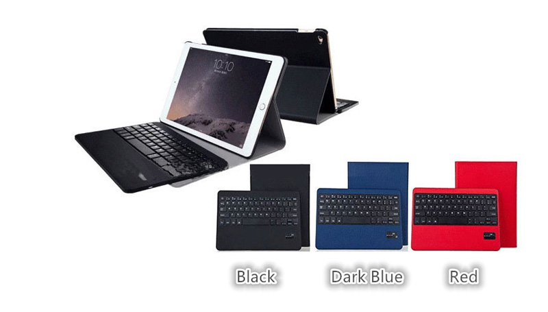 Keyboard Cover For iPad Air 2 Best iPad Air 2 Keyboards IPCK03_1