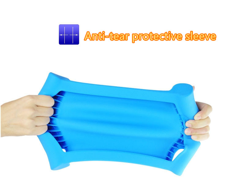 2018 Cool Silicone iPad Air And Air 2 Sleeve Cases For Kids IPFK04_18
