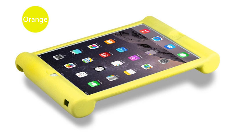 2018 Cool Silicone iPad Air And Air 2 Sleeve Cases For Kids IPFK04_8