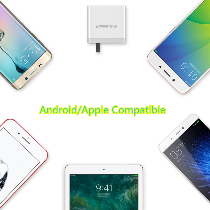 4-Ports USB Charger For iPad Air Pro Mini iPhone Plus Samsung Galaxy Note IPGC03_7