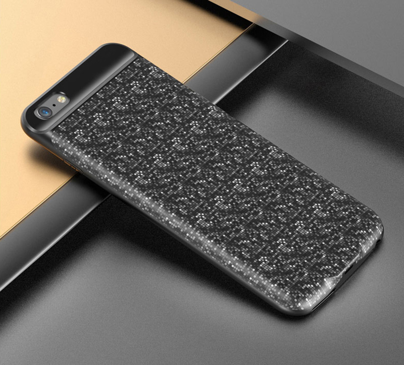 Ultra Thin Charger Case Cover For iPhone X 8 7 6 Plus IPGC10_11