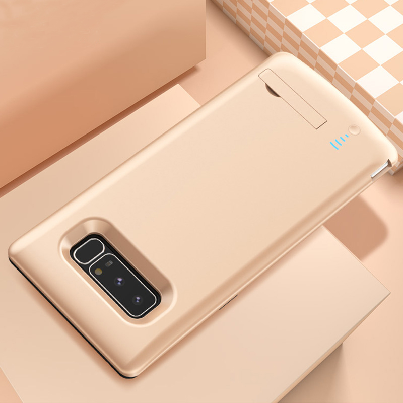 Perfect Samsung S9 S8 Plus Note 8 10000 mAh Charger Case Cover IPGC12_10