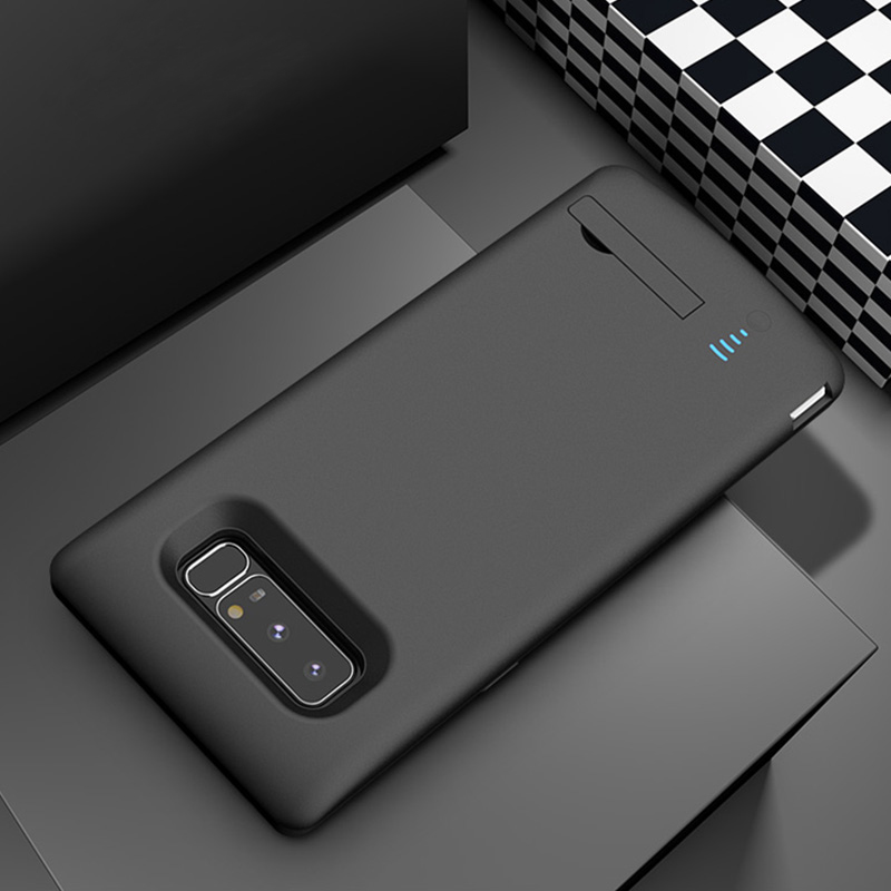 Perfect Samsung S9 S8 Plus Note 8 10000 mAh Charger Case Cover IPGC12_8