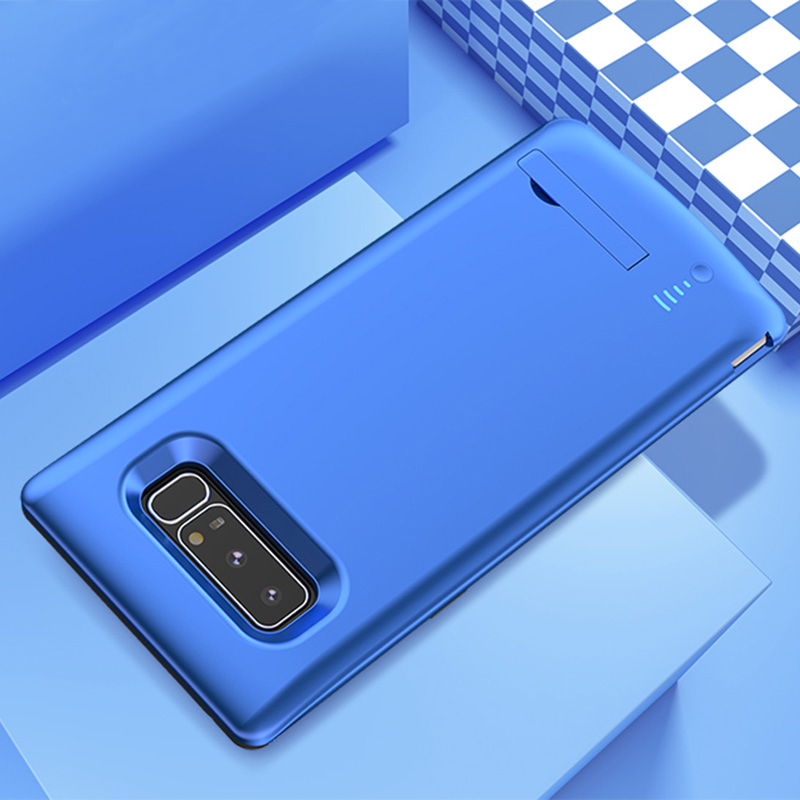 Perfect Samsung S9 S8 Plus Note 8 10000 mAh Charger Case Cover IPGC12_9