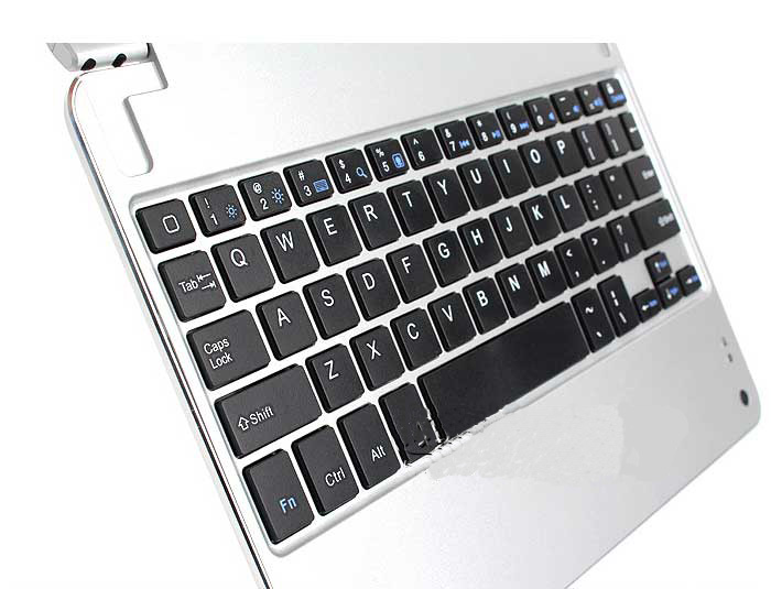 Best Aluminum Silver Keyboard Apple iPad Air Keyboard Cover For You IPK04_22