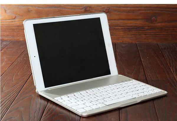 Best Apple Metal iPad Air Keyboard For iPad Air 2 IPK05_18