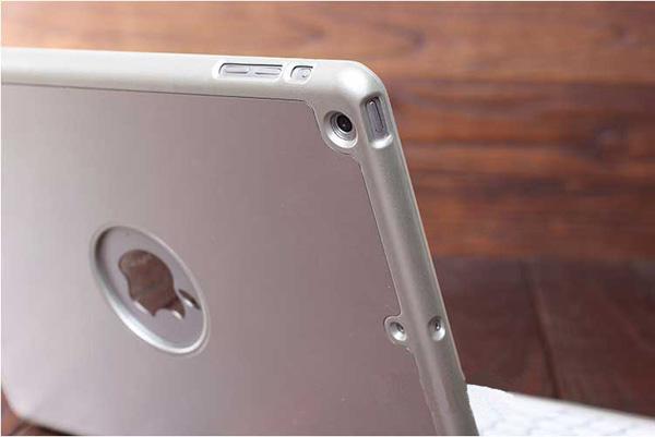 Best Apple Metal iPad Air Keyboard For iPad Air 2 IPK05_21