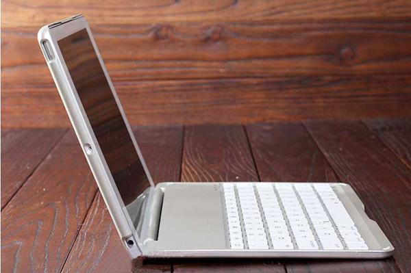 Best Apple Metal iPad Air Keyboard For iPad Air 2 IPK05_23