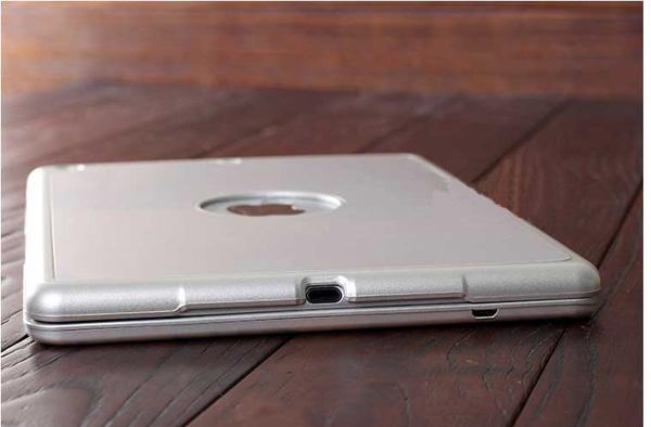 Best Apple Metal iPad Air Keyboard For iPad Air 2 IPK05_26
