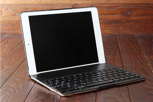 Best Apple Metal iPad Air Keyboard For iPad Air 2 IPK05_32