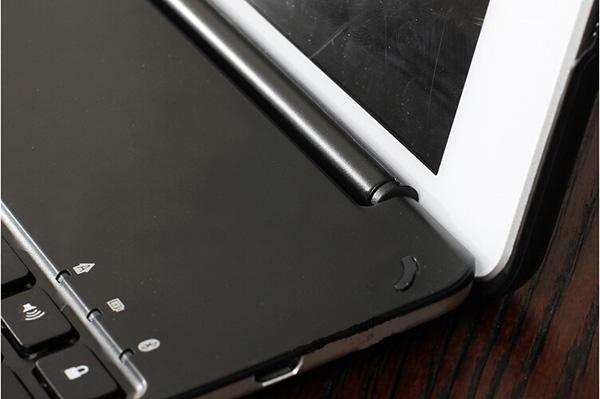 Best Apple Metal iPad Air Keyboard For iPad Air 2 IPK05_42