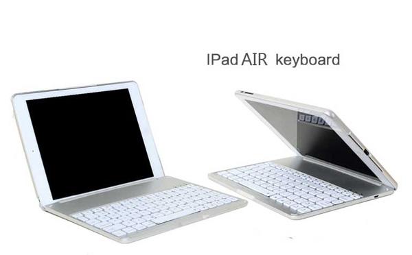 Best Apple Metal iPad Air Keyboard For iPad Air 2 IPK05_5