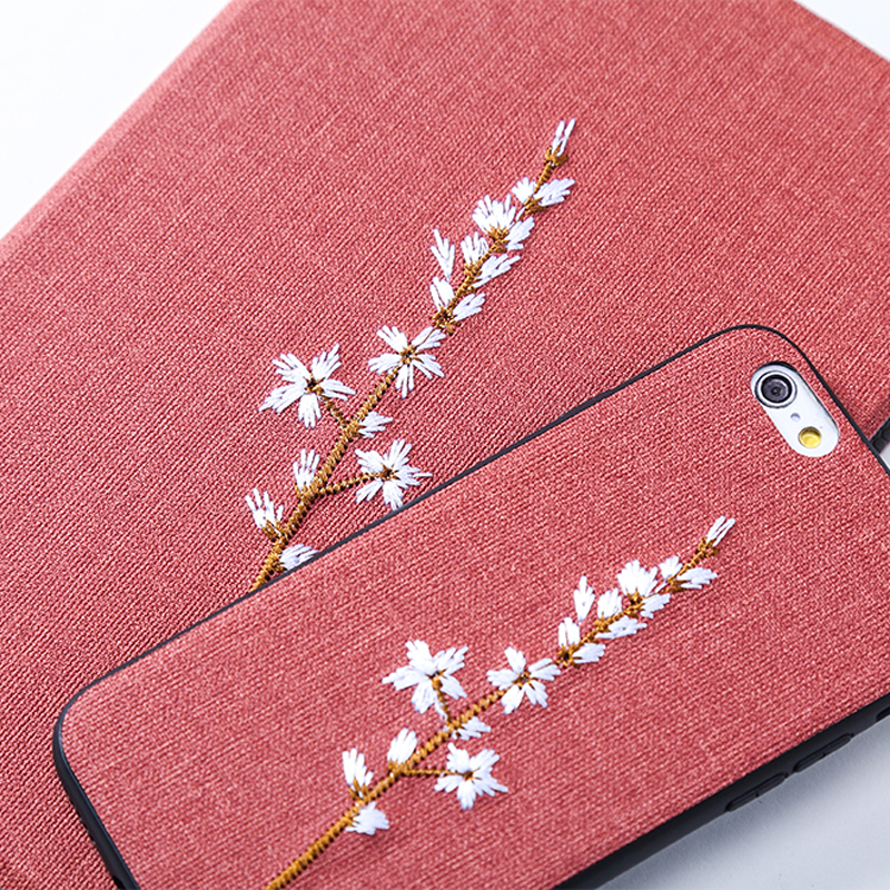 Embroidery Cover For iPad Mini Air Pro 2017 2018 New iPad IPMC03_8