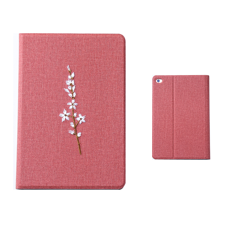 Embroidery Cover For iPad Mini Air Pro 2017 2018 New iPad IPMC03_9