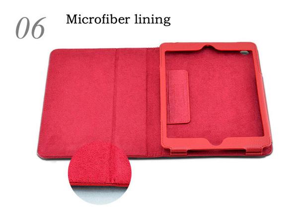 apple iPad mini 2 case and folio for retina display IPMC05_14