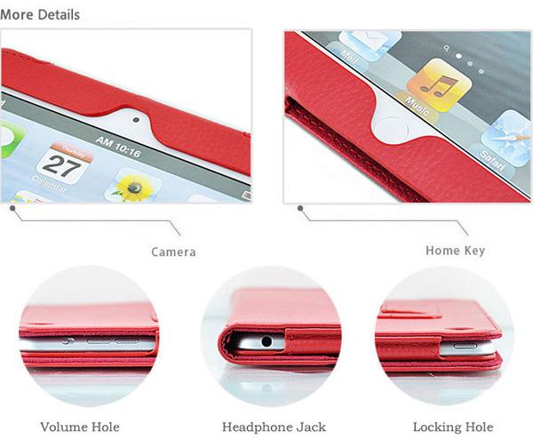 apple iPad mini 2 case and folio for retina display IPMC05_16
