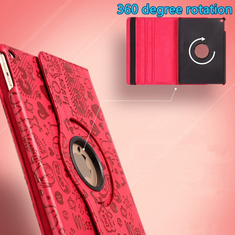 360 Rotation Best iPad Mini 3 Cases And Covers IPMC306_12