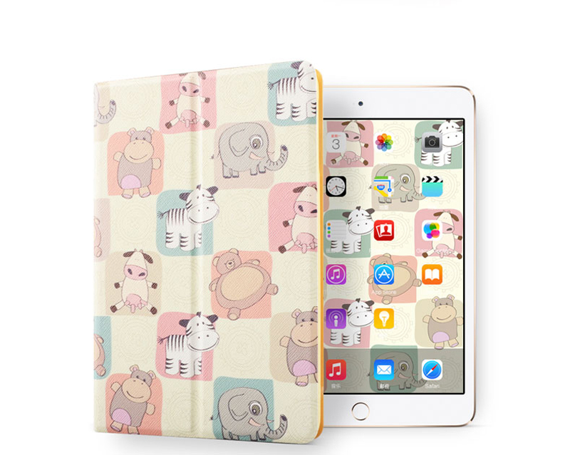 Best Cool Colorful Painted Drawing iPad Mini 3 2 Cases Or Covers IPMC308_15