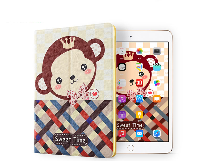 Best Cool Colorful Painted Drawing iPad Mini 3 2 Cases Or Covers IPMC308_17
