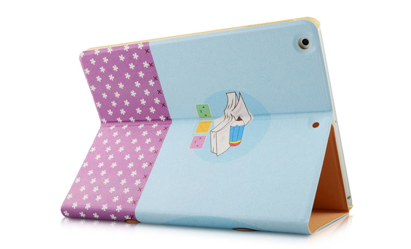 Perfect iPad Mini 3 2 Cases Or Covers With Painted Drawing Pattern IPMC309_11